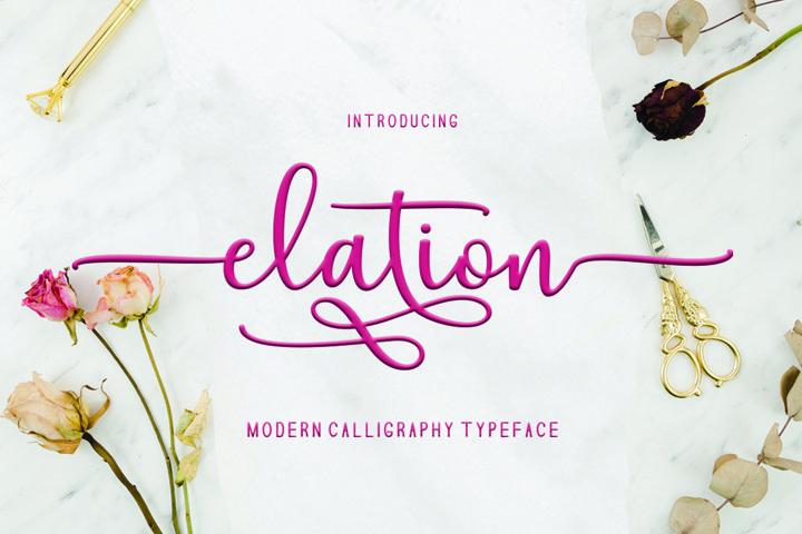 Elation Script