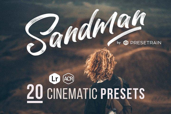 Sandman - 20 Cinematic Presets