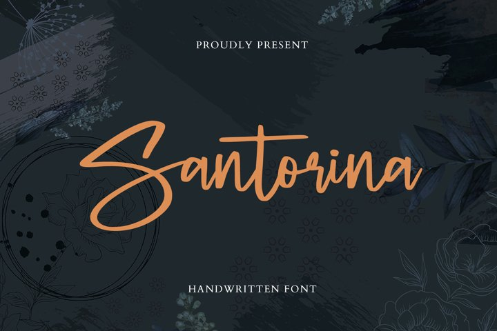 Santorina