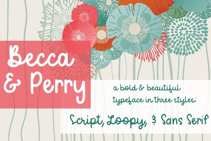 Becca & Perry