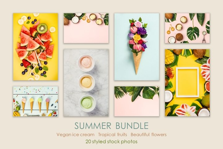 Summer mood bundle