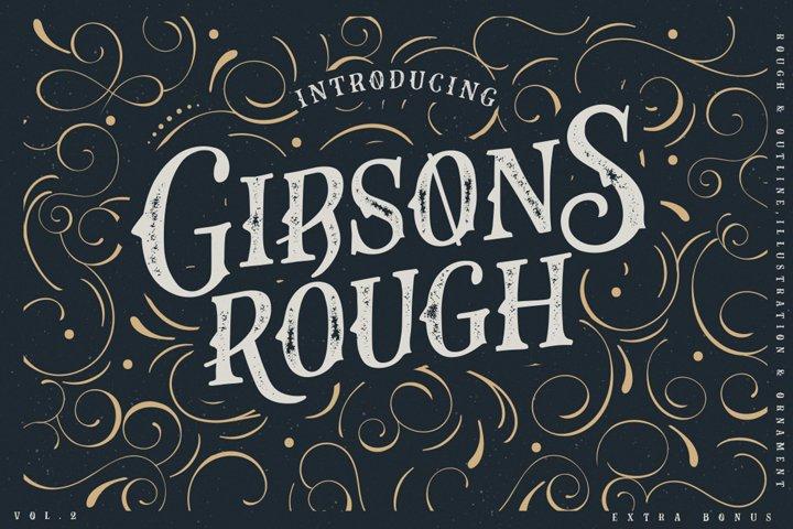 Gibson Co. Vol. 2 Rough