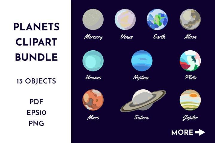 Planets Bundle