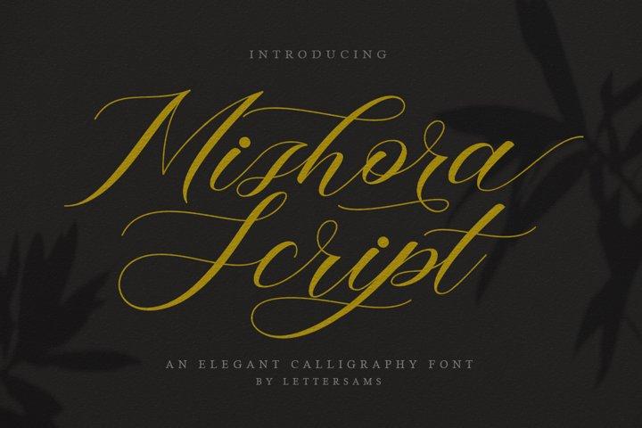 Mishora Script