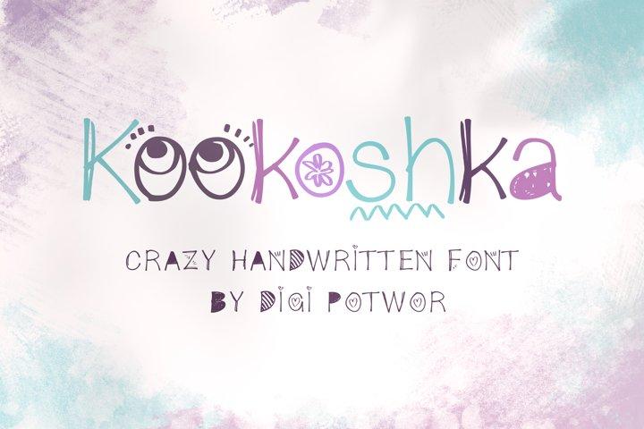 Kookoshka Font