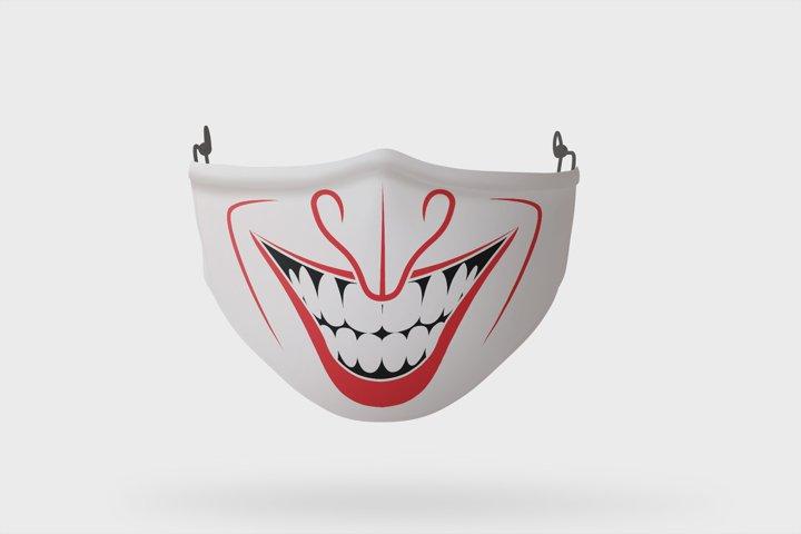 Funny Face Mask SVG Bundle, 14 Funny Designs for Mask - Free Design of The Week Design2