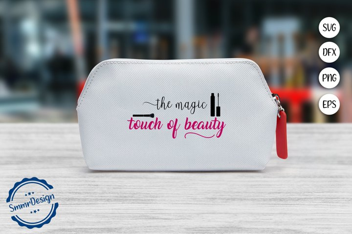 The magic touch of beauty SVG Cut file