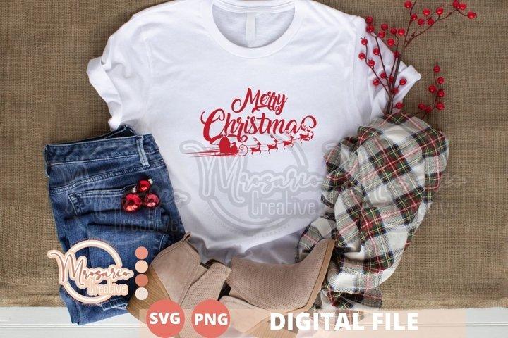 Flying Santa Christmas 2020 Svg, Merry Christmas Svg cutfile