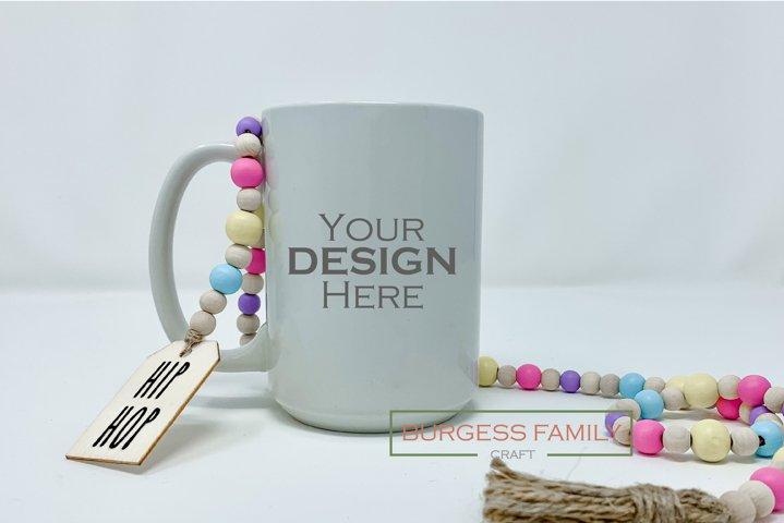 Sublimation Mug Easter | Craft mock up