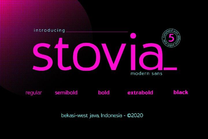 Stovia