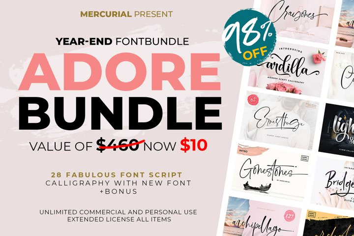 Adore Bundle SALE!!