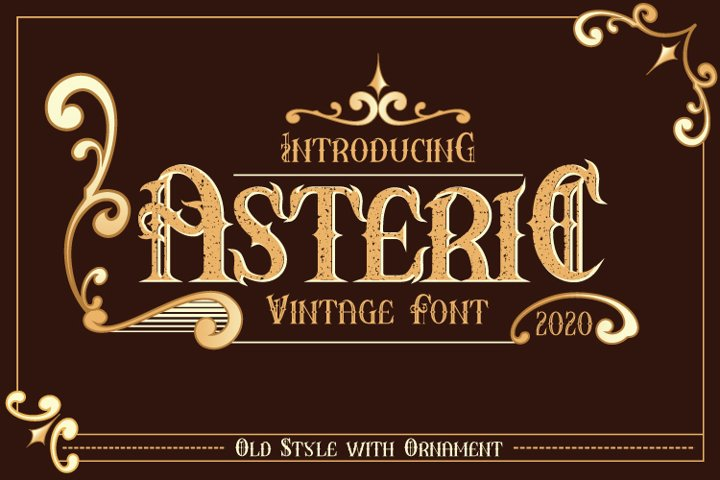 AsteriC Vintage