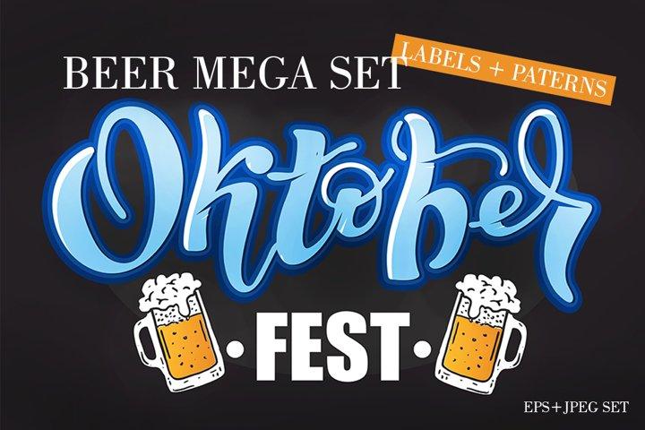 Oktoberfest Beer Mega set