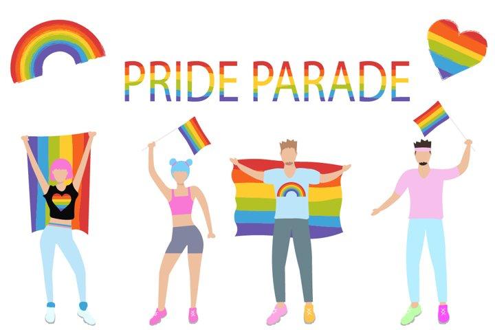PRIDE PARADE / LGBT