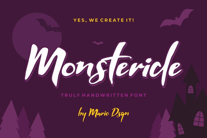 Monsteride