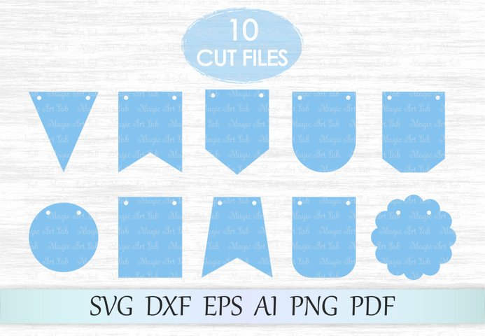 Bunting banner flag svg, Bunting banners svg, Banners svg