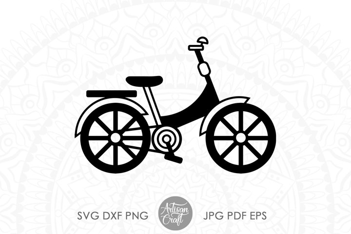 Bicycle clip art, bicycle svg , cut file , printable