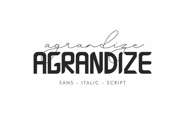 Agrandize