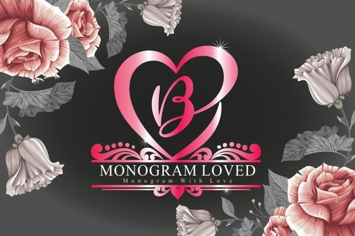 MONOGRAM LOVED