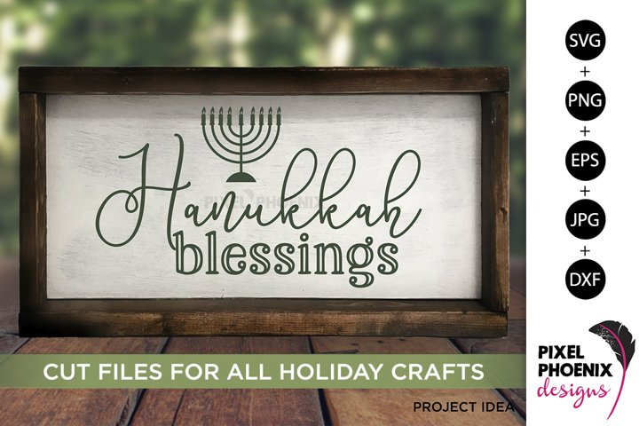 Hanukkah SVG, Chanukah SVG, Festival of light, Hanukkah