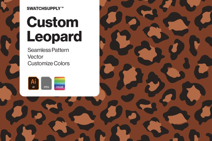 Custom Leopard Pattern