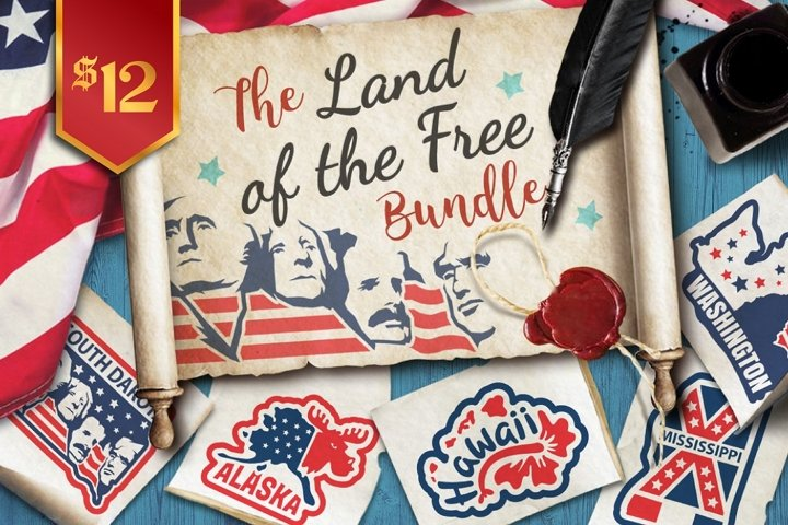 The Land of the Free Bundle
