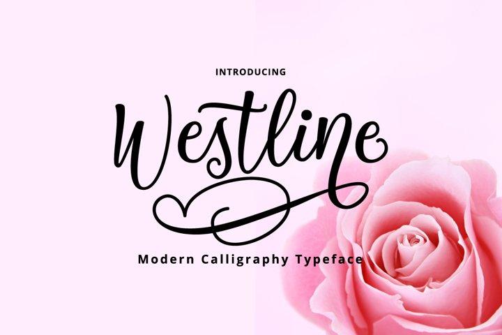 Westline Script