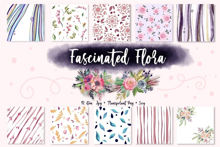 Fascinated Flora Collection