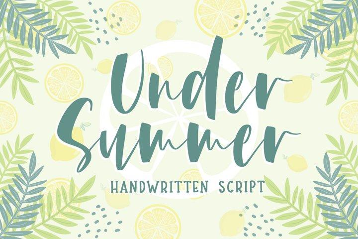 Under Summer