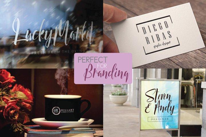 Honey Land Typeface - Free Font of The Week Design4