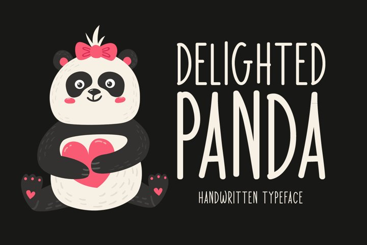 Delighted Panda