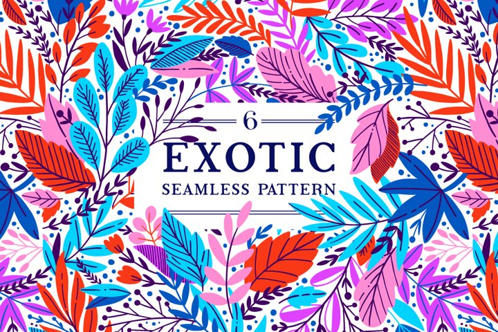 6 Exotic patterns