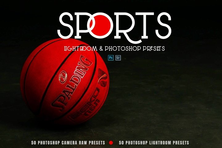 Sports Lightroom and Photoshop Presets