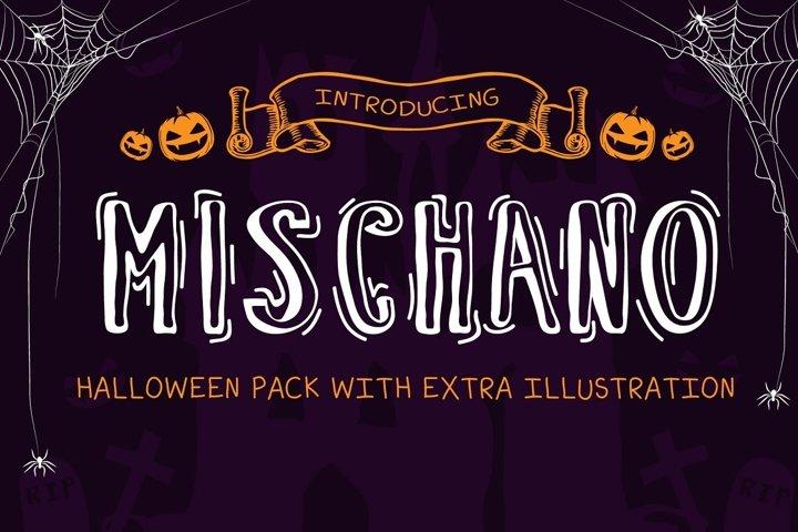 Mischano halloween pack