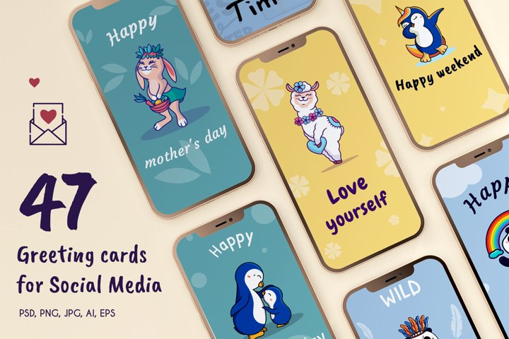 Digital greeting cards