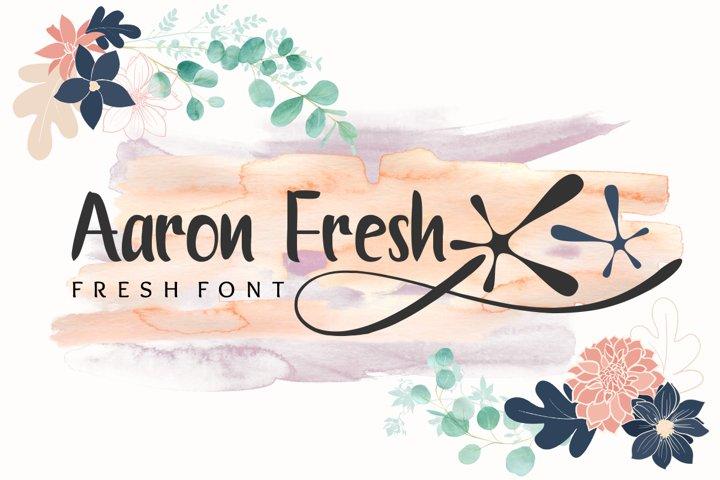 Aaron Fresh