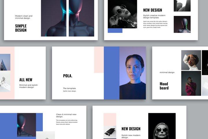 POLA - Keynote Design Template