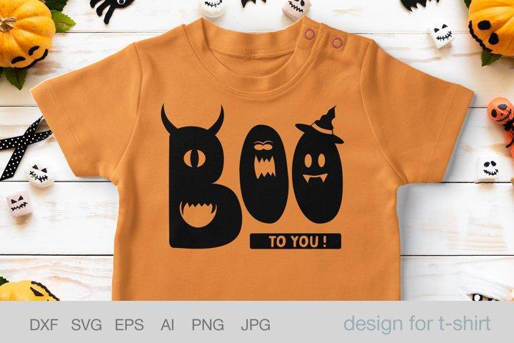 Boo to you, halloween kids design shirt, My First Halloween