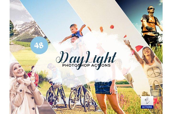 48 DayLight Lightroom Presets