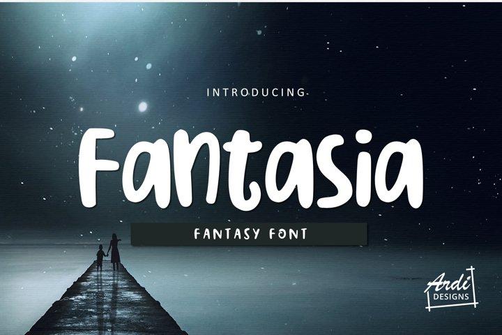 Fantasia Font