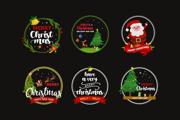 Merry Christmas SVG - v2