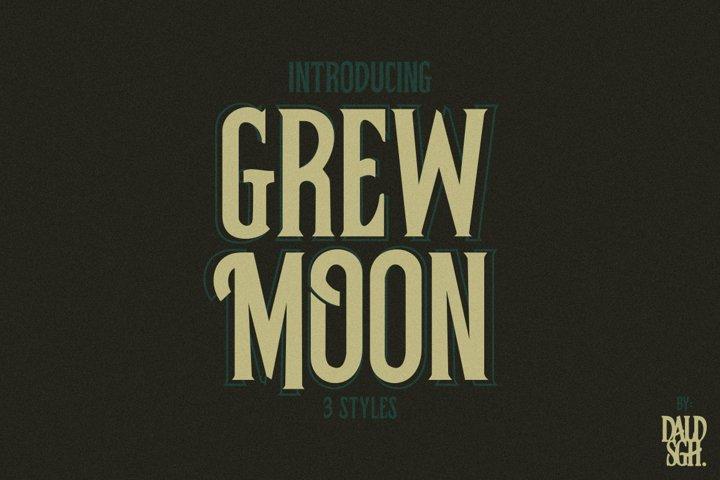 Grewmoon Fonts