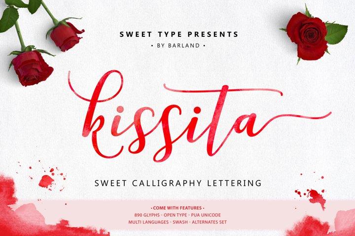 Kissita Script | Special Price!