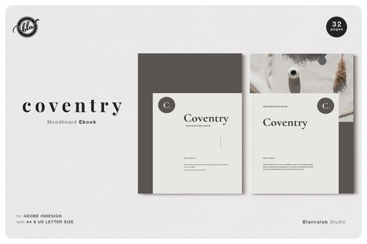 COVENTRY Moodboard Ebook