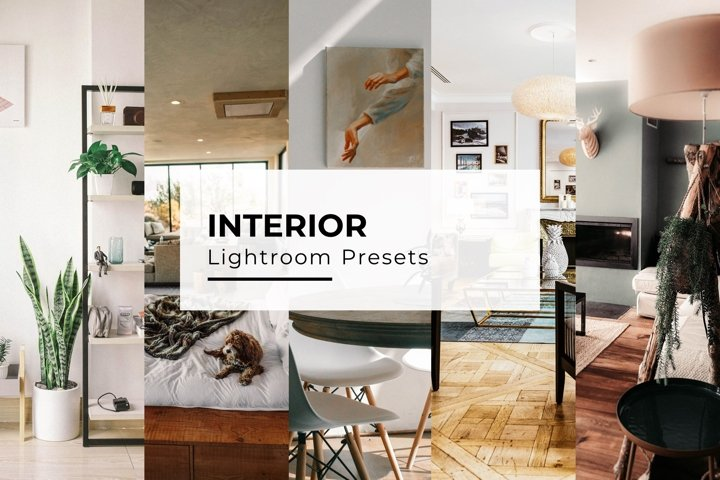 10 Interior Lightroom Presets