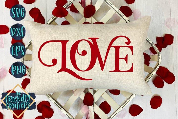 Love Word Design