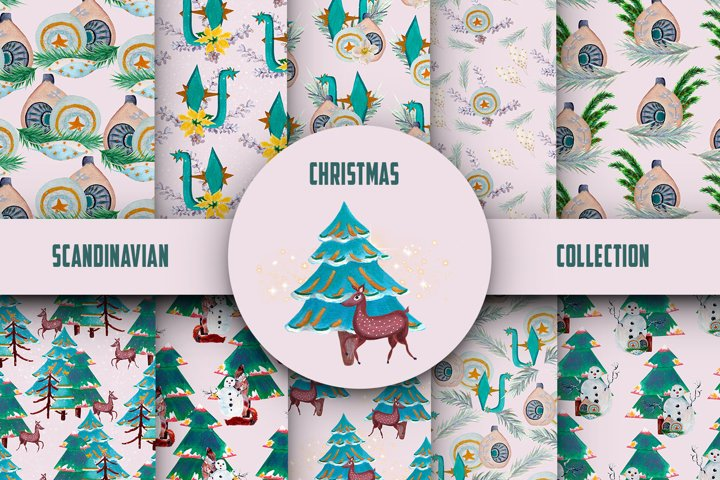 Scandinavian Christmas Collection
