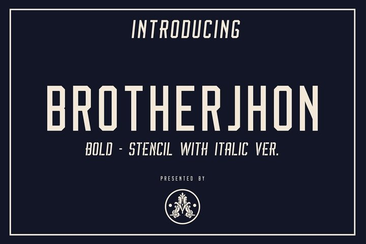 Brother Jhon X Walfords