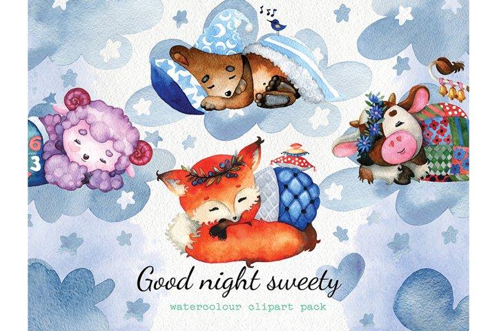 Good night sweety