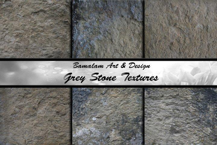 Grey Stone Textures